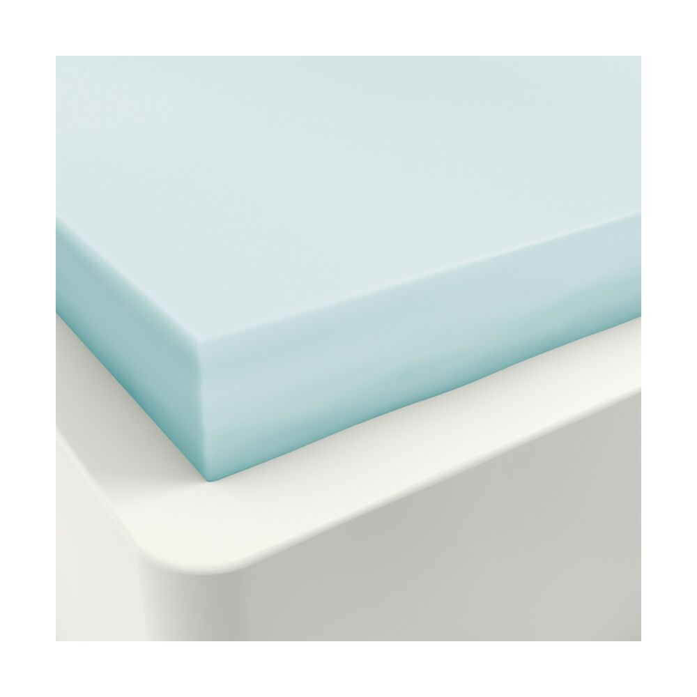 3 Quot Queen Size Comfort Select 5 8 Memory Foam Mattress Pad
