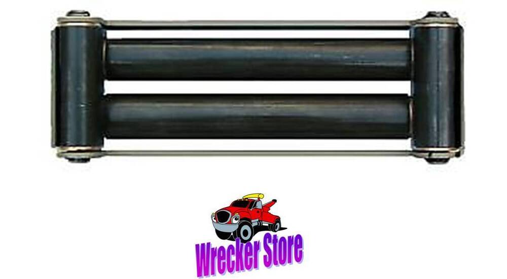 11 Quot Roller Guide Fairlead Winch Tow Cable Wire Rope Car
