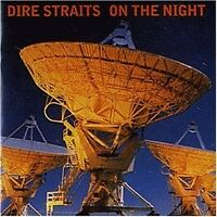 """DIRE STRAITS """"ON THE NIGHT"""" CD NEW!"""