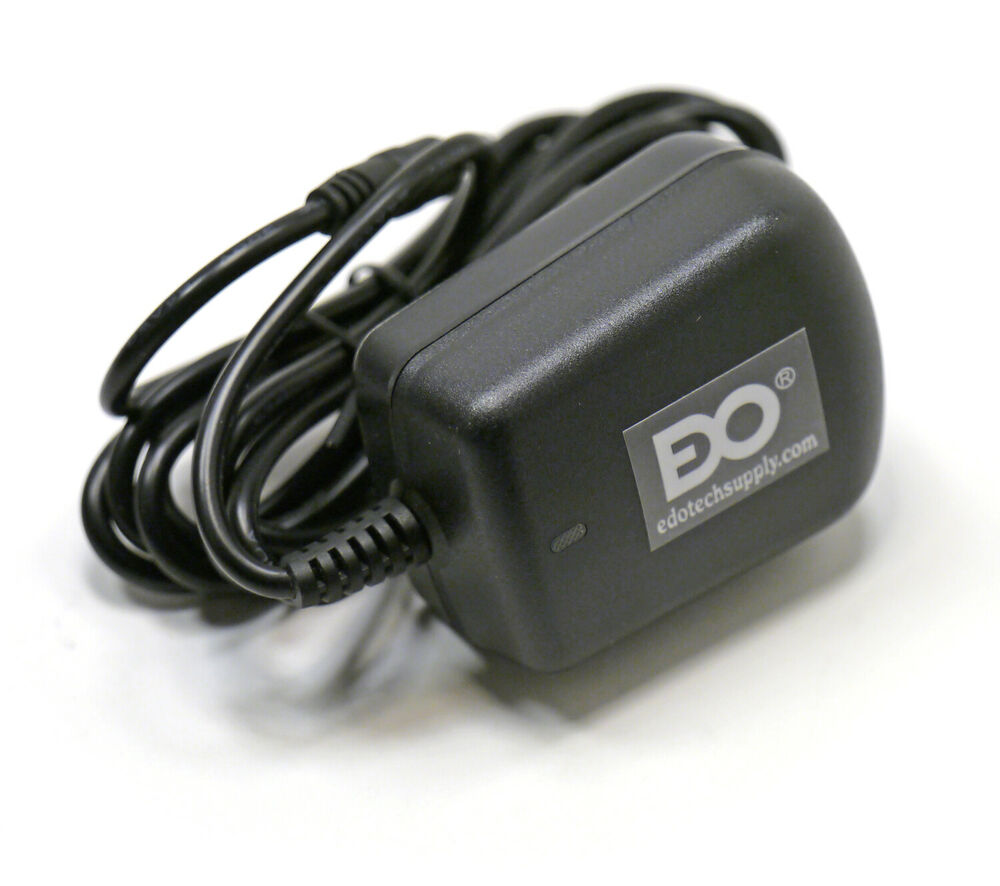 Ac Wall Charger Adapter Battery Power Cord For Vivitar