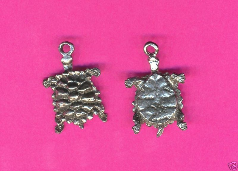 20 wholesale lead free pewter turtle charms 1045 ebay
