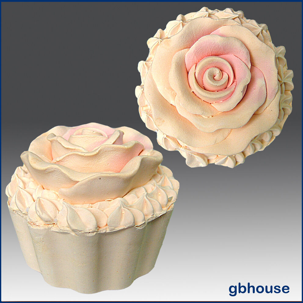 wedding cake icing moulds 3d silicone soap candle mold cup cake with icing ebay 22874
