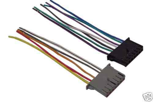 Chrysler  Dodge Factory Radio Wiring Harness 1985