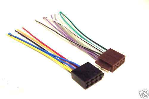 Vw Factory Radio Stereo Wiring Harness 1987