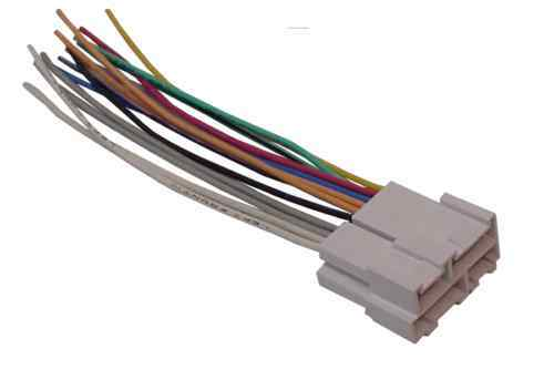 gm stereo wiring harness diagram gm stereo harness