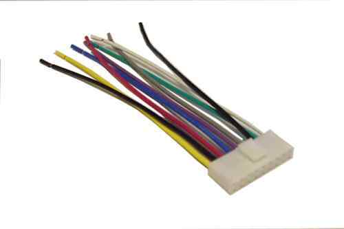 sony wiring harness car stereo 9 pin wire connector ebay. Black Bedroom Furniture Sets. Home Design Ideas