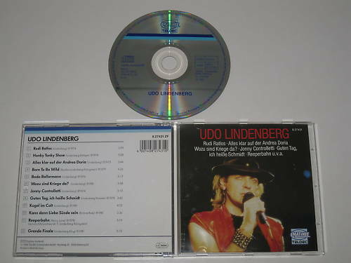 udo lindenberg udo lindenberg matinee 827431 cd album ebay. Black Bedroom Furniture Sets. Home Design Ideas
