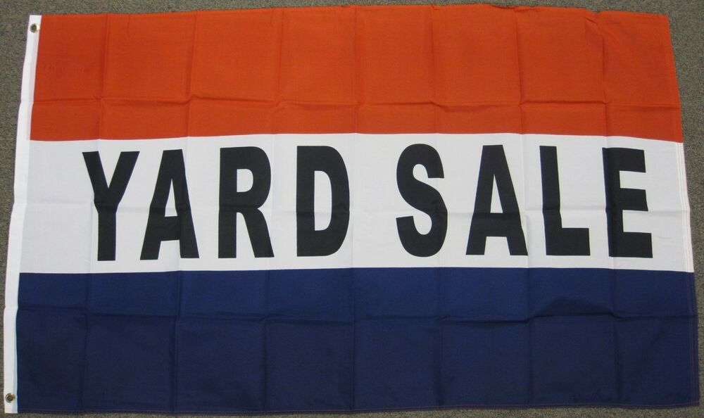 3x5 Yard Sale Flag Garage Banner Rummage 3 X5 New F418 Ebay Make Your Own Beautiful  HD Wallpapers, Images Over 1000+ [ralydesign.ml]