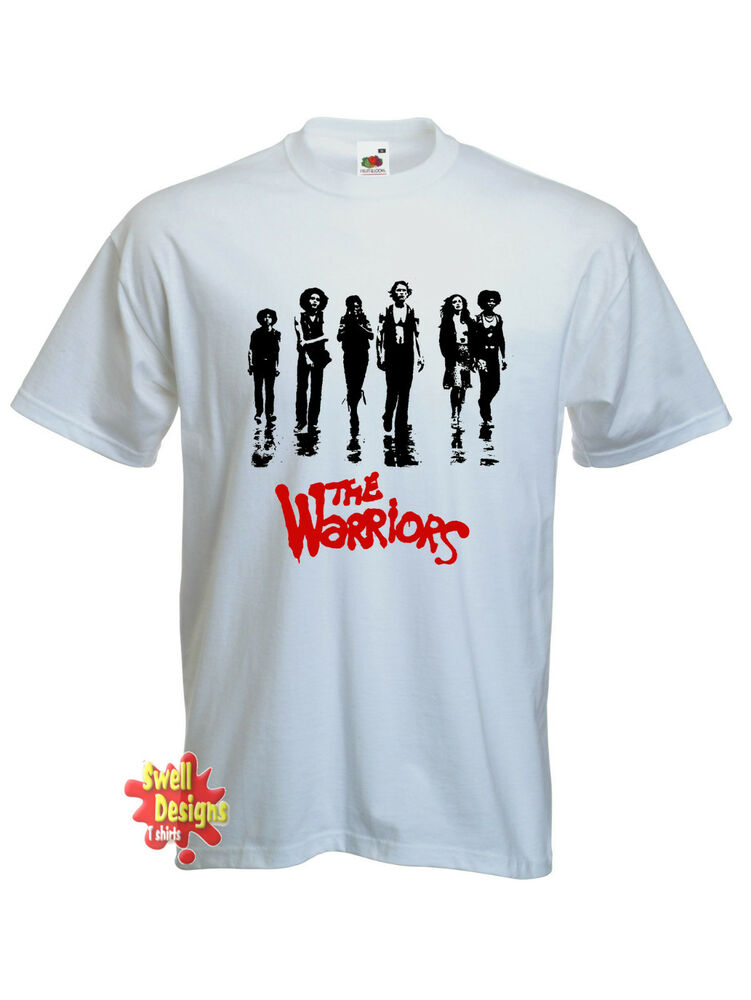 the warriors 70s cult tv movie retro cool t shirt ebay