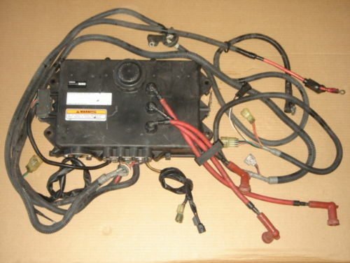 Yamaha Electrical Box Cdi Rectifier Gp 1200 Xl Xlt 1200