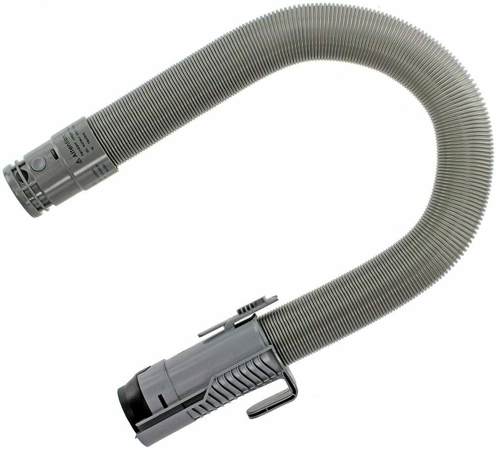Grey Vacuum Cleaner Hose Fits Dyson Dc07 Hoover Pipe