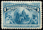 momen: US Stamps #230 Mint OG NH PSE Graded SUP-98