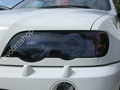 S L on Bmw Headlight Covers