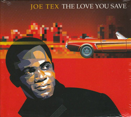 Joe Tex - Skinny Legs and All - Hold What You've Got