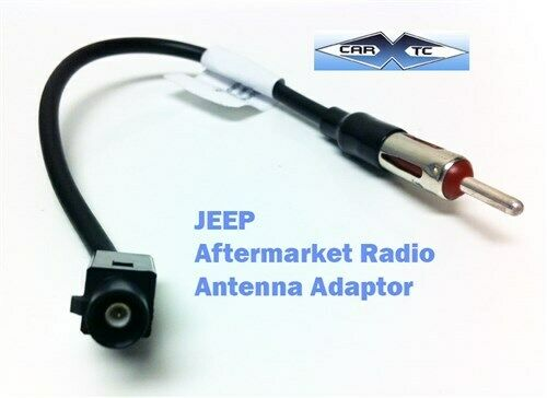 jeep radio wire antenna adapter cable plug 2001 2011 ebay Nissan Radio Wiring Harness Color Name 2015 Nissan Versa Wiring Harness