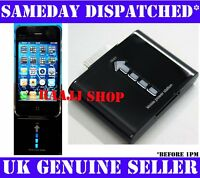 PORTABLE BATTERY PACK CHARGER FOR APPLE iPHONE 3G 3GS UK SELLER