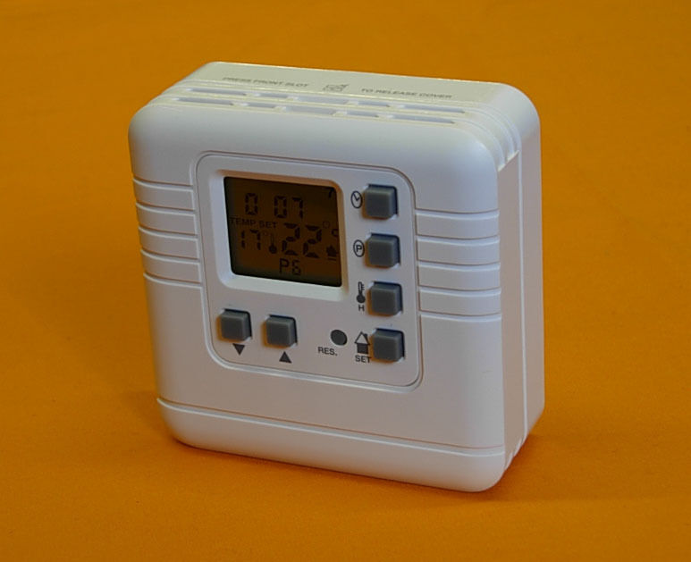 Digital programmable room thermostat 240v th 9520h ebay for Th 450 termostato