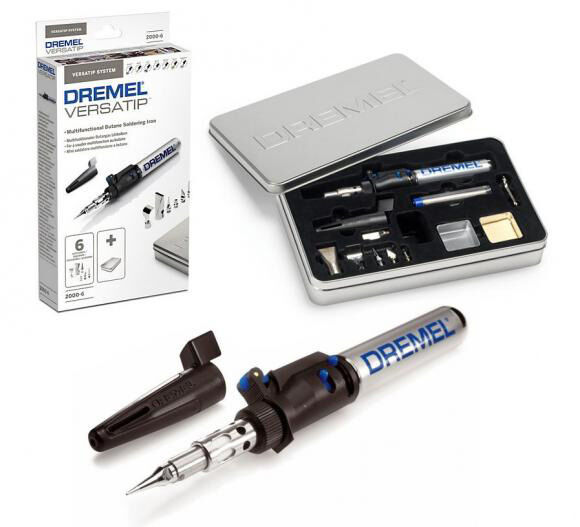 dremel versa tip gas torch soldering iron welding kit ebay. Black Bedroom Furniture Sets. Home Design Ideas