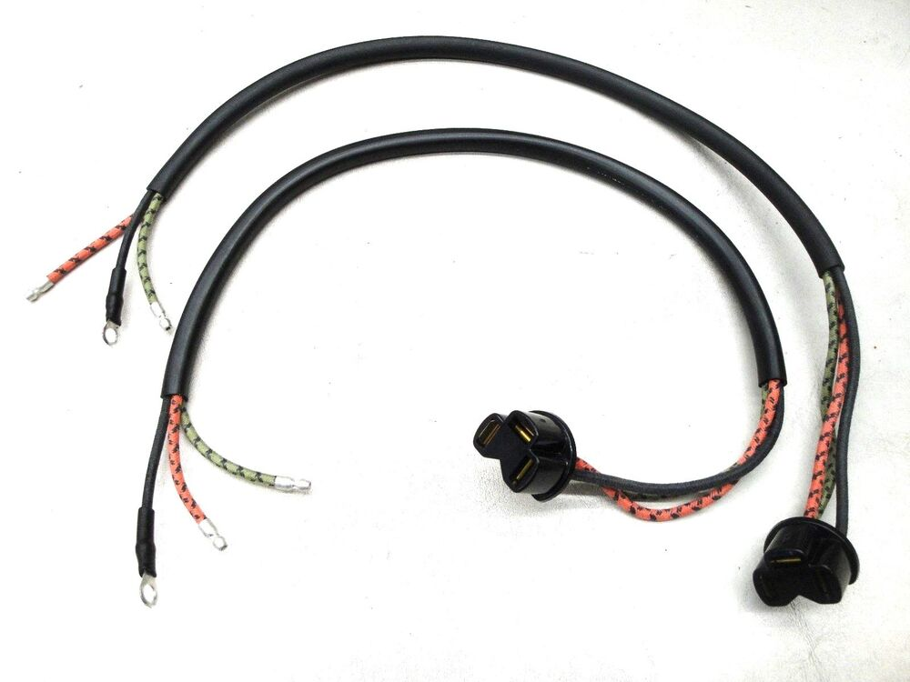 wiring harness for 1956 ford sunliner 1955    1956    55 56    ford    truck f100 headlight    wiring    pigtales  1955    1956    55 56    ford    truck f100 headlight    wiring    pigtales
