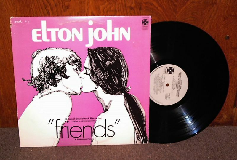 The Very Best Of Elton John Returns to Vinyl for a Limited Period