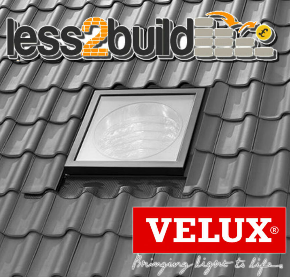 velux sun tunnel sky light 14 flexi tunnel for tiles ebay. Black Bedroom Furniture Sets. Home Design Ideas