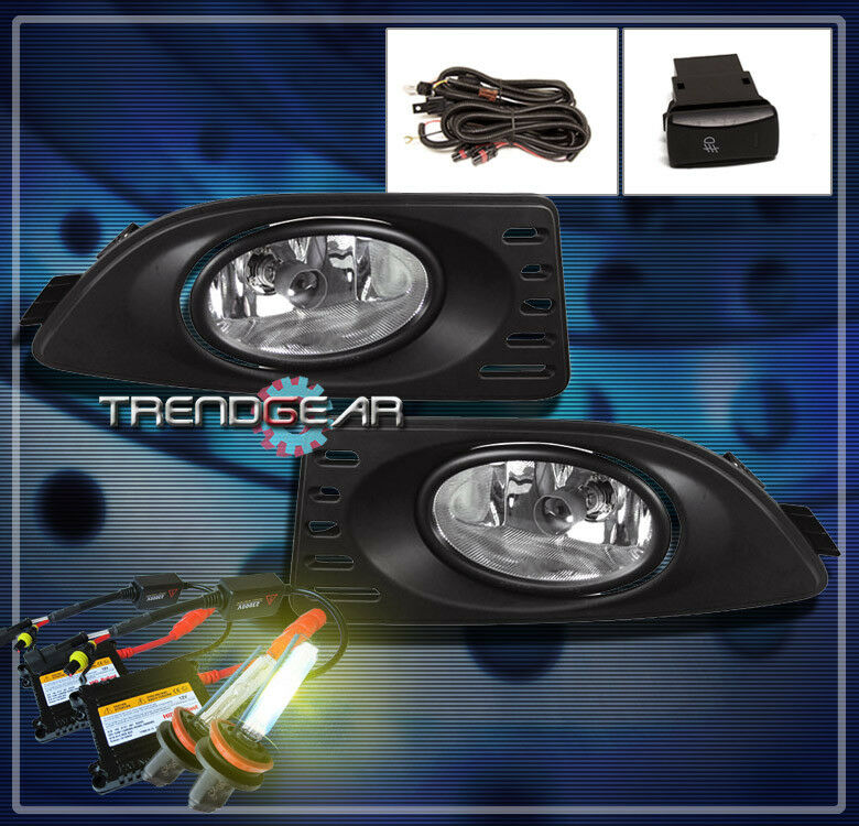 1000 Ideas About 2006 Acura Rsx On Pinterest: FOR 2005-2007 ACURA RSX COUPE 2DR BUMPER DRIVING FOG LIGHT