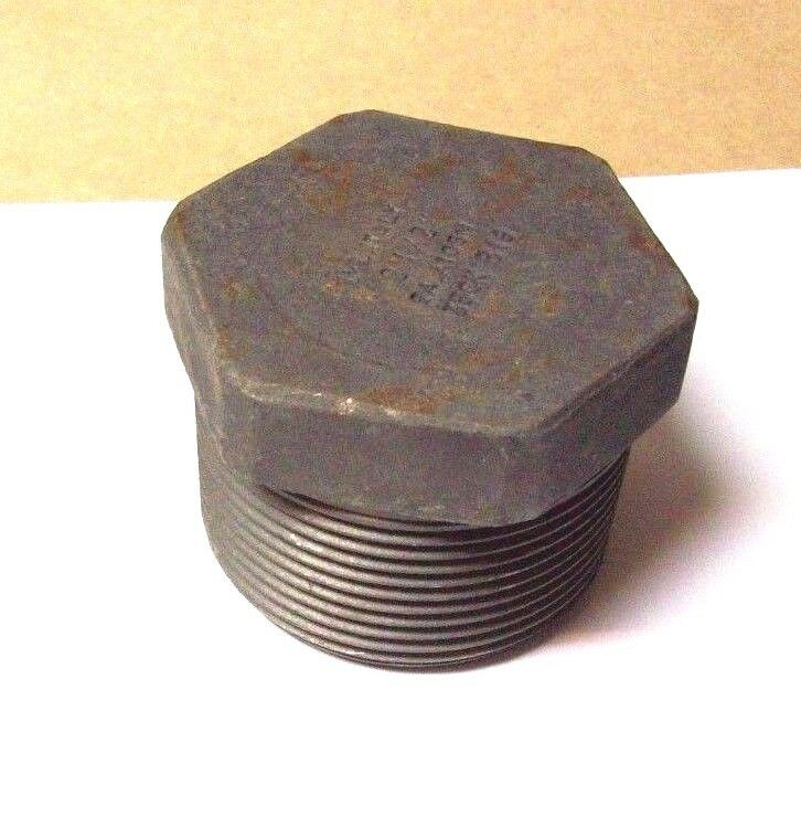 Forged steel hex plug npt a wh ebay