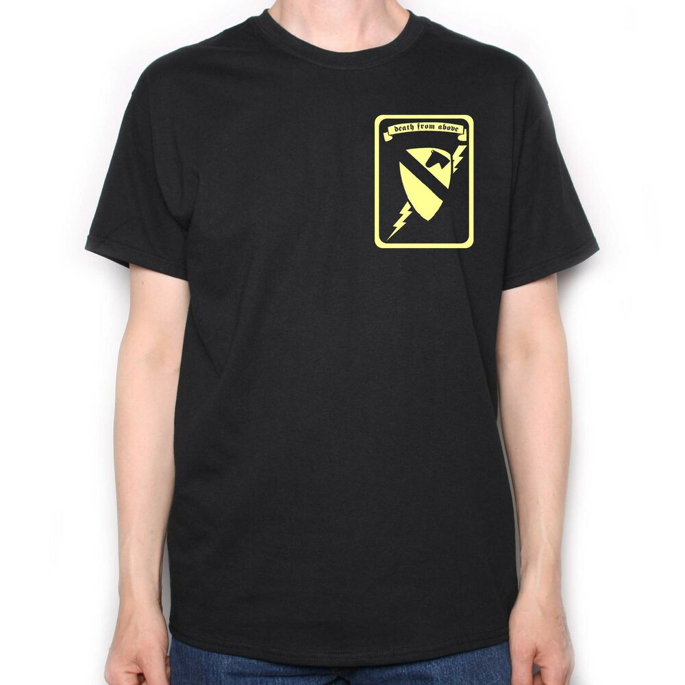 Inspired By Apocalypse Now T Shirt Kilgore Death Card