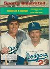 SPORTS ILLUSTRATED 1973 DODGERS BILL RUSSELL OSTEEN