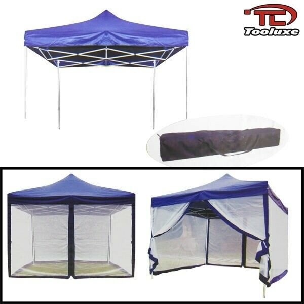 how to put together a gazebo tent