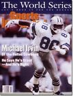 October 25, 1993 Michael Irvin Dallas Cowboys Sports Illustrated
