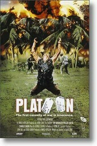 platoon movie summary Platoon -the 1986 drama movie featuring charlie sheen and willem dafoe at the award winning 80s movies rewind 8 pages of info, trailer, pictures and more.