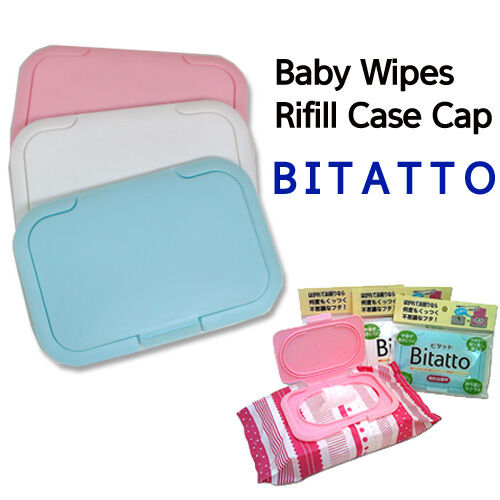 Baby Wipes Refill Cap Bitatto Portable Baby Wipe Case Ebay