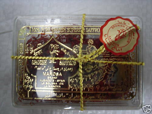 Graus Spain  city photo : grams Spanish Saffron Zaffron Marosa Spice Best Quality Spain USA ...
