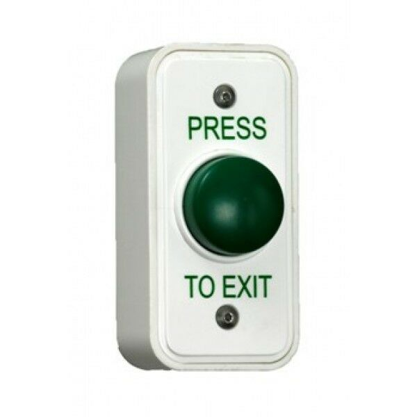 Architrave Request To Exit Button For Access Control Ebay