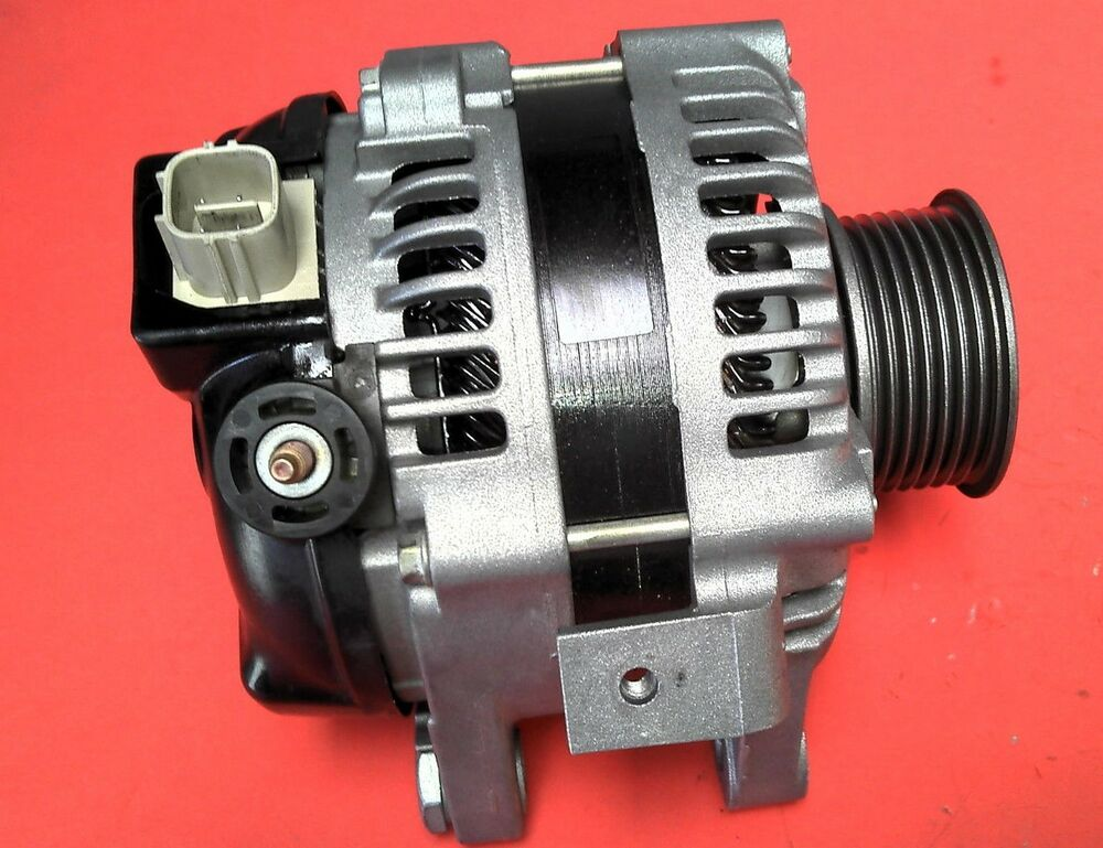 alternator fits 2006 toyota camry 4cylinder 2 4l engine 100amp with warranty ebay. Black Bedroom Furniture Sets. Home Design Ideas