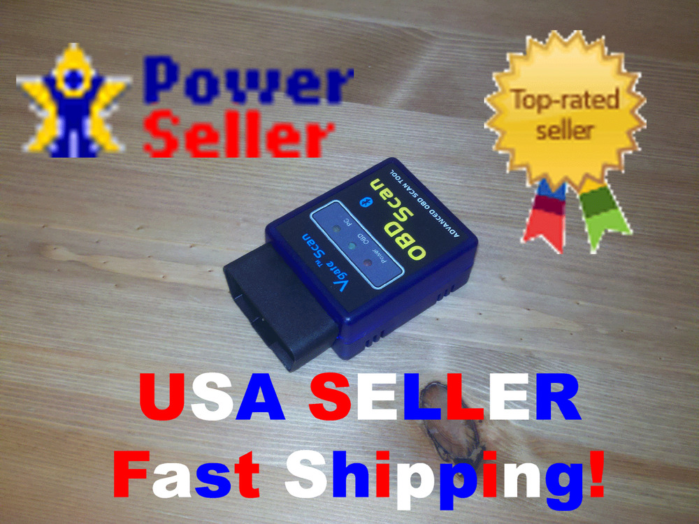 Mitsubishi bluetooth obd2 obdii obd 2 scanner interface for Ebay motors app for android
