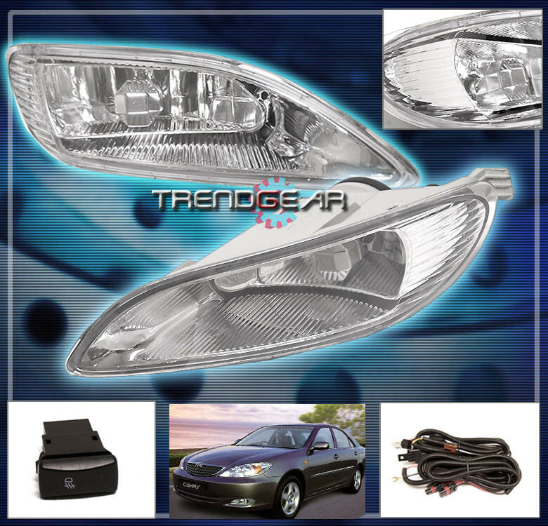 2002 2004 toyota camry solara 2005 2008 corolla jdm bumper fog light lamp swi. Black Bedroom Furniture Sets. Home Design Ideas