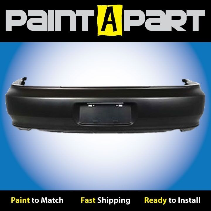 Fits: 1999 2000 2001 2002 2003 Acura 3.2TL Rear Bumper