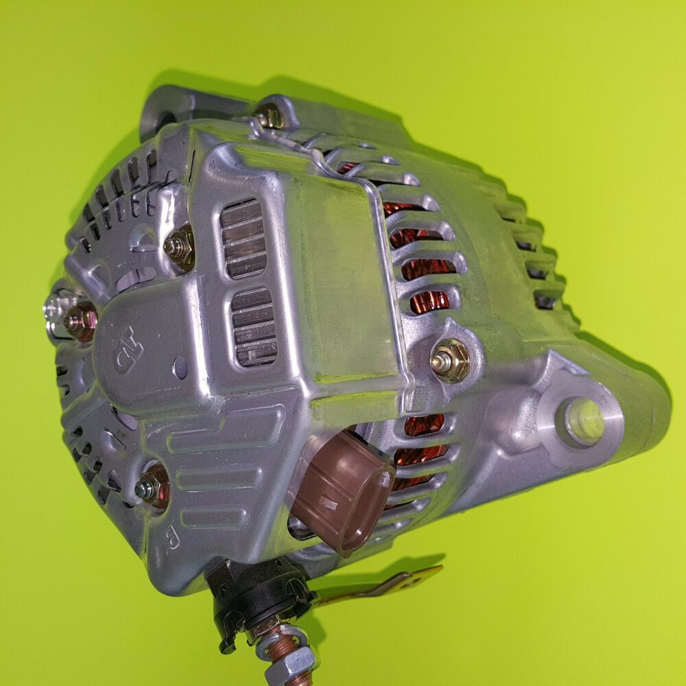 1994 Lexus Gs300 3 0l 6cylinder Engine Alternator 80amp