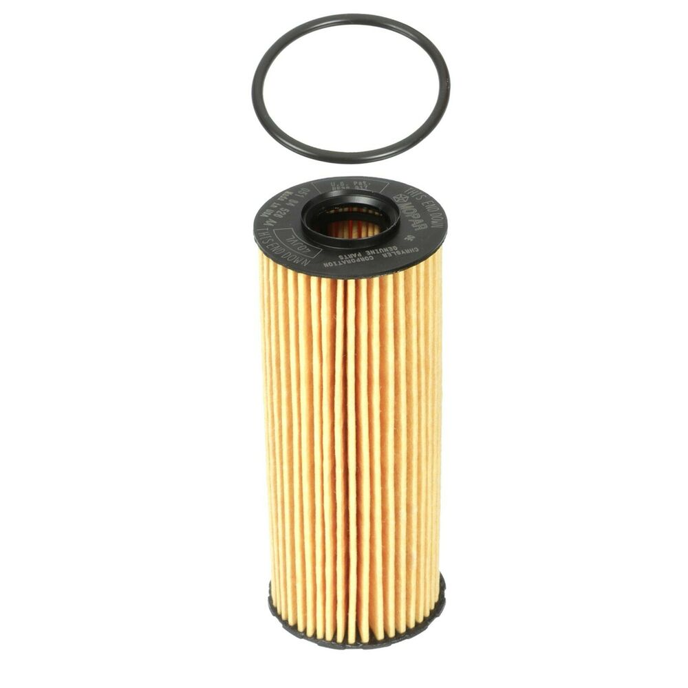 Mopar oem new 3 6l pentastar engine oil filter 2011 2013 for Motor oil for chrysler town and country