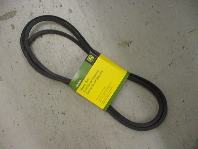 John Deere L120 Mower Deck Belt Installation : John deere genuine oem mower deck belt gx l