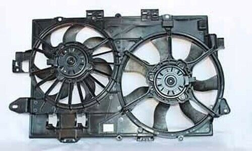 2006 2008 Chevy Equinox Pontiac Torrent Cooling Fan 06 07 08 Ebay