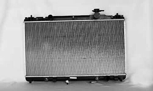 toyota camry radiator 02 03 04 05 06 oem replacement 2002 2006 ebay. Black Bedroom Furniture Sets. Home Design Ideas