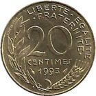 France 20 centimes 1993 Marianne (br412)