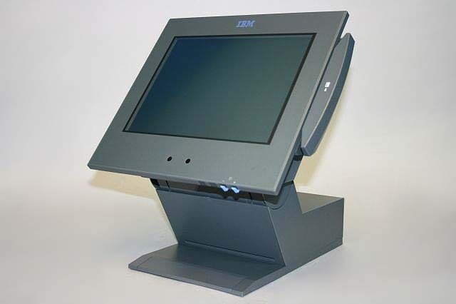Ibm 4840 562 Surepos 500 Pos Touch Screen Terminal Ebay