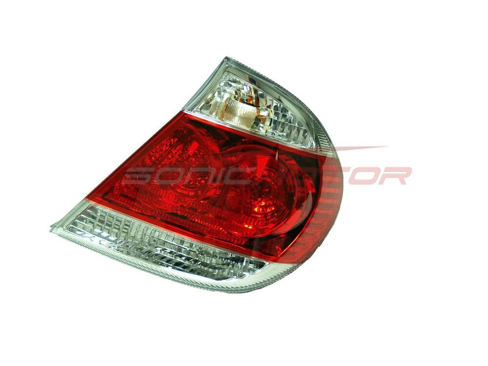 2005 2006 toyota camry usa built passenger side taillight tail light lamp r. Black Bedroom Furniture Sets. Home Design Ideas
