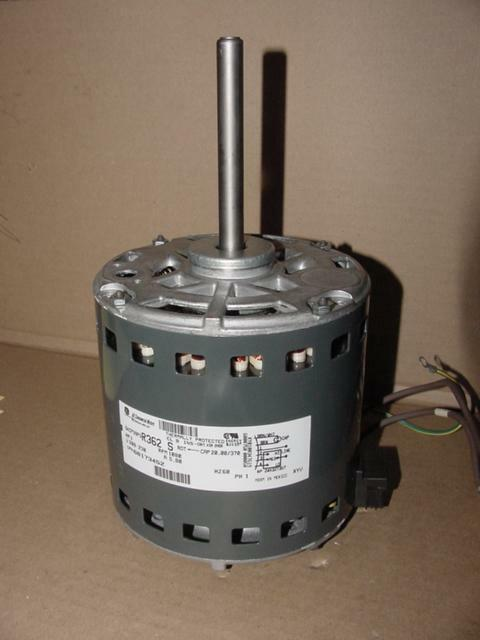 Ge 5kcp39pgr362s 1 hp electric motor 208 230 volt 1080 rpm for One horsepower electric motor