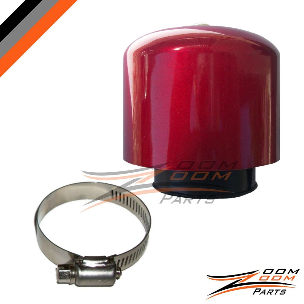 Moped Air Filter : Racing air filter scooter moped gy cc red new ebay