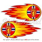 NORWAY Norwegian Fireball-Fire-Flaming 5